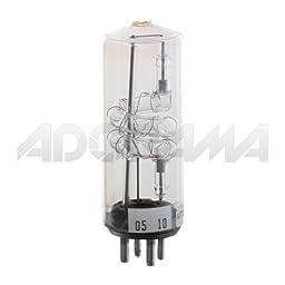 Lumedyne 800WS UV Flashtube for the Modeling Light Heads, #093V