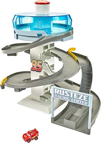 Disney/Pixar Cars Mini Racers Rust-eze Spinning Raceway