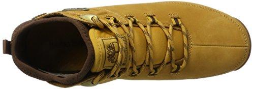 Timberland Herren Euro Sprint Chukka Boots Braun (Wheat)