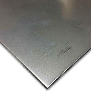 "Online Metal Supply 304 Stainless Steel Sheet .018"" (26 ga.) x 24"" x 48"" - 2B Finish (B00WEO45EC)   Amazon price tracker / tracking, Amazon price history charts, Amazon price watches, Amazon price drop alerts"