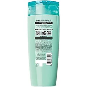 L'Oreal Paris Elvive Extraordinary Clay Rebalancing Shampoo, 12.6 fl. oz. (Packaging May Vary)