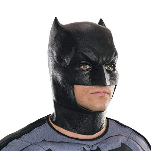Rubies Costume Men's V Superman: Dawn Of Justice Batman Mask, As Shown, One Size