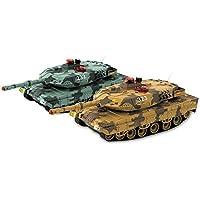 Ninco Desarollos - Caja de 2 Tanques (con