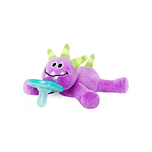 Wubbanub Infant Pacifier - Monster (Baby Monsters Inc)