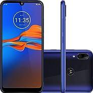 Smartphone Motorola Moto E6 Plus 64Gb Azul Netuno, Motorola, Moto E6 Plus XT2025-1, 64 GB, 6.1'', Azu