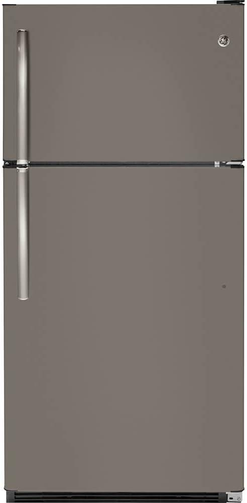 GE GTS21FMKES Top Freezer Refrigerator