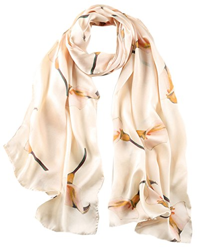 5 bufanda Todas de colores colores impresi mezclados seda ultravioleta anti mujeres las Ba6wqBS