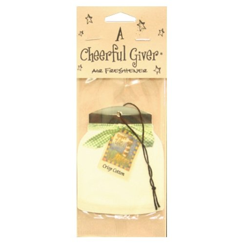 Cheerful Giver Crisp Cotton Freshener