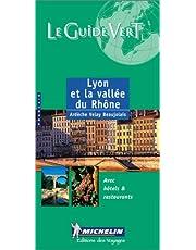 Michelin Le Guide Vert Vallee Du Rhône, 5e