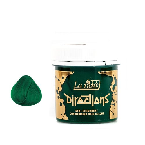 La Riche Directions Hair Colour - Apple Green - 88ml / 3 oz Jar