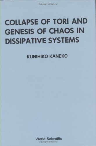 Collapse of Tori and Genesis of Chaos in Dissipative Systems