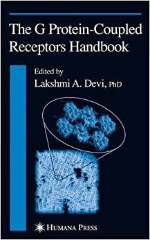 Book The G Protein-Coupled Receptors Handbook (Contemporary Clinical Neuroscience)