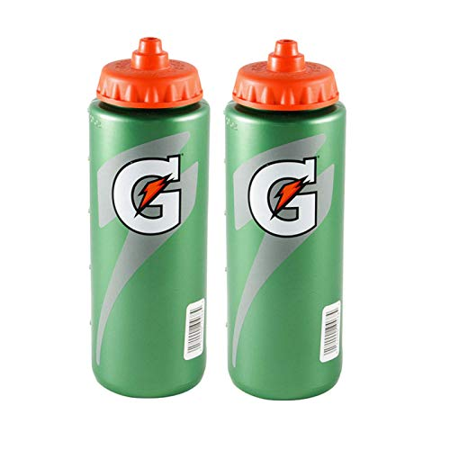 Gatorade Squeeze Bottle, 20 oz (2 Pack)
