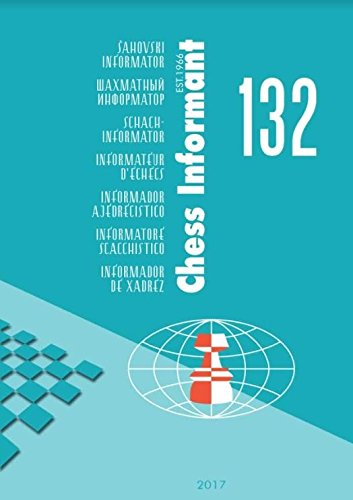 Amazon Chess Informant Issue 132 Sports Outdoors