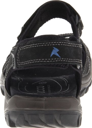 ECCO Offroad Lite, Scarpe Sportive Outdoor Uomo Nero (50608black/Denim Blue)
