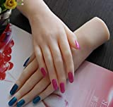 Fashion able Silicone Real People Female Mannequin Realistic Soft Mannequin Hands Nails Hot Sale,M01003