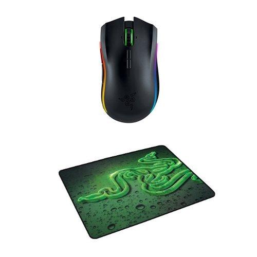 Razer Mamba - Chroma Ergonomic Gaming Mouse and Mouse Mat - Location Of Track Exact Package