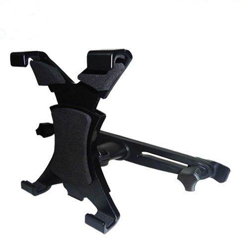 Headrest Mount Car Seat Back Holder with 360 Degree Adjustab