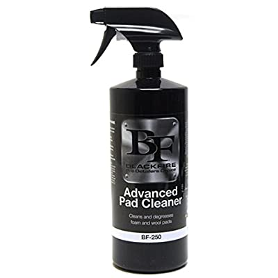 Blackfire Pro Detailers Choice BF-250 Advanced Pad Cleaner, 32 oz.: Automotive