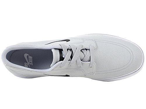 Uomo Nike Sb Frizione Scarpe Da Skateboard Lupo Grigio Bianco / Nero