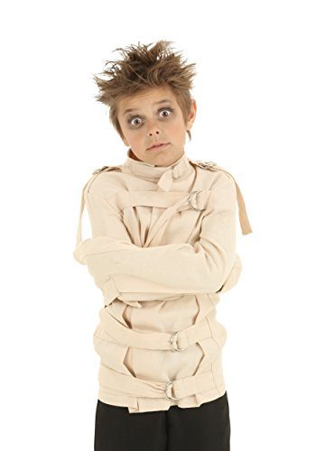 Boys Straight Jacket Costume Medium]()