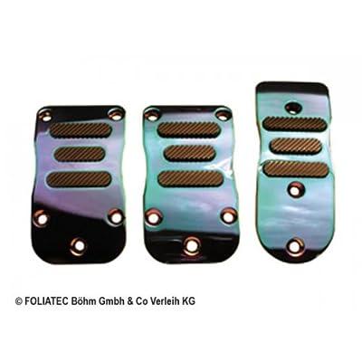 Foliatec FT32553 Pedal Set: Automotive