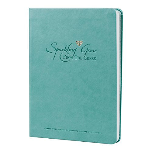 Devotional Journal - Sparkling Gems From the Greek