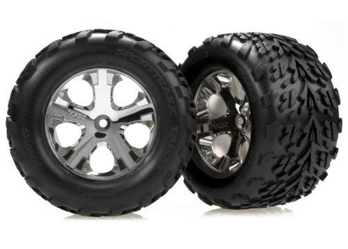 (Traxxas 3668 Talon Tires Pre-Glued on 2.8