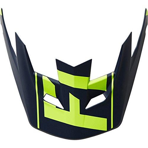 Fox Racing Mens Rampage Pro Carbon Visor - 04119