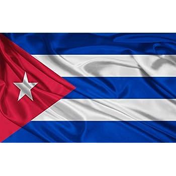 Amazoncom Cuba Flag 3 X 5 Brand New 3x5 Ft Cuban