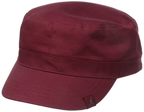 Kangol Mens Cotton Adjustable Army Cap