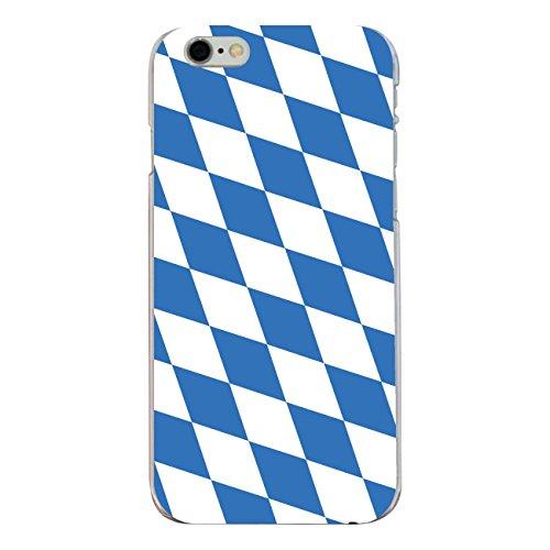 "Disagu Design Case Schutzhülle für Apple iPhone 6 Hülle Cover - Motiv ""Bayern-Flagge"""