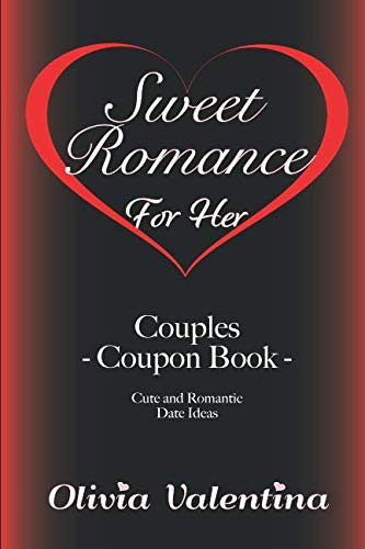 Sweet Romance for Her - Couples Coupon Book