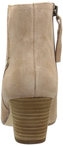 Nine West Womens Hadriel Leather Boot Natural