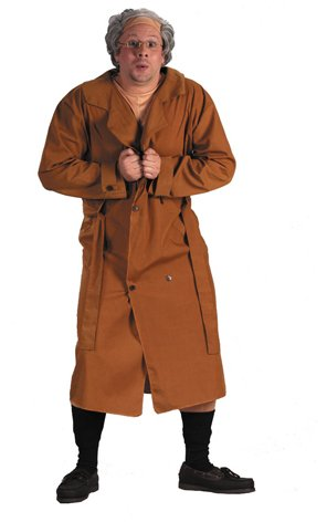 Frank the Flasher Costume - Standard - Chest