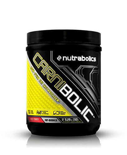Nutrabolics Carnibolic Fruit Punch 150g (30 Servings)