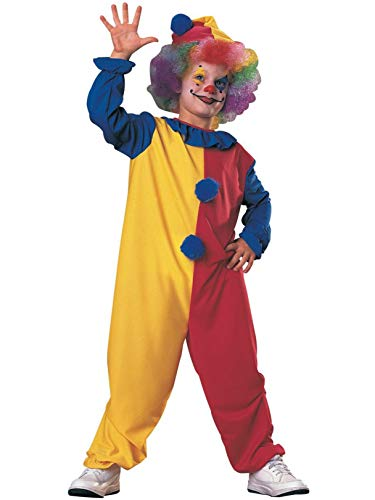 Haunted House Child's Clown Costume, Large by -