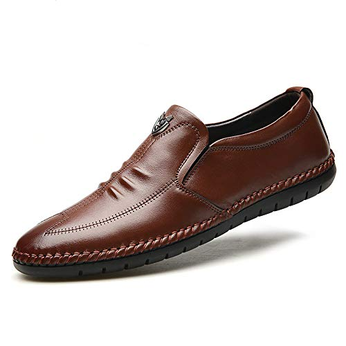 Man's/Woman's pit4tk Men's Leather Loafers Shoes Mens Dress Shoes Shoes Shoes economic Stylish and charming Explosive good goods BB24316 e3403f