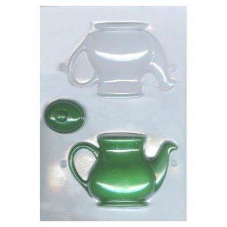 3-D Teapot Candy Molds