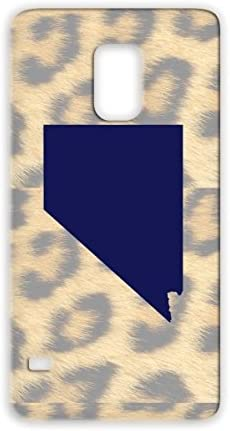 Tpu Nevada For Sumsang Galaxy S5 Reno States Outline State Shape Carson City Usa Las Vegas America Cities Countries Nv Black Case Amazon Ca Cell Phones Accessories