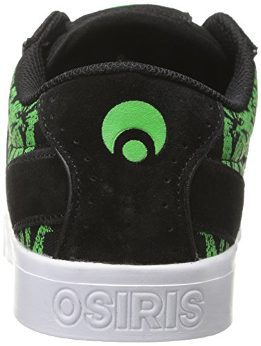 Skate Shoes Osiris Creature Mens Lumin Creature Black Black XRqSI