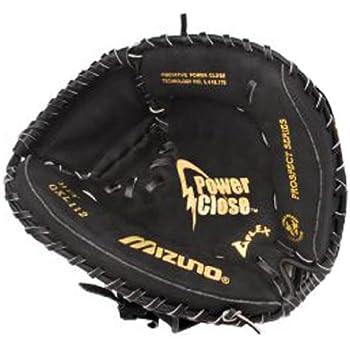 Mizuno Prospect GXC112 Youth Catcher's Mitt (31.50-Inch, Right Handed Throw)