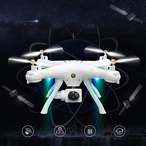 Yellsong Quadcopter ,W9 WiFi GPS 1080P Camera Drone Altitude Hold Mode Headless by Yellsong-Drone (Image #3)