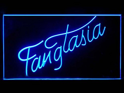 Fangtasia Bar True Blood Led Light Sign