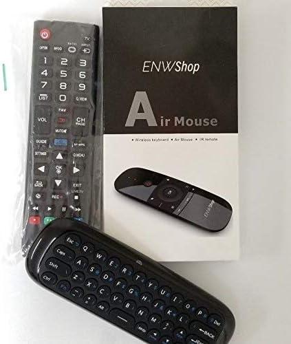 ENWShop - Mando a Distancia y Teclado de ratón de Aire para LG Magic AN-MR650 AN-MR650A AN-MR600 AN-MR18BA AN-MR700: Amazon.es: Electrónica