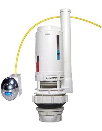 Wolfpack 4100150 Descargador Cisterna Doble Pulsador Orientable-eco