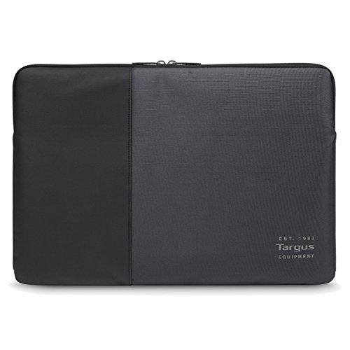 - Targus Pulse 11.6-13.3 inch Laptop Sleeve - Black and Ebony