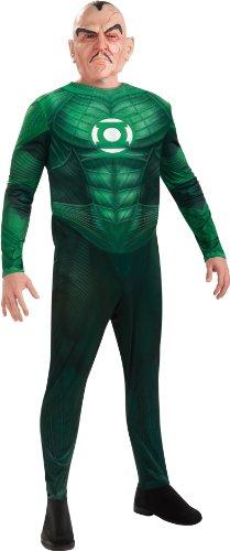 Green (All Sinestro Costumes)
