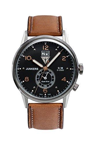 Junkers 6940-2 Series G38 Ed. 1 Swiss Quartz Watch