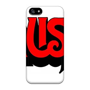 Iphone 5/5s Hard Case With Awesome Look - WRkEEPq5572mqfHb by Maris's Diary